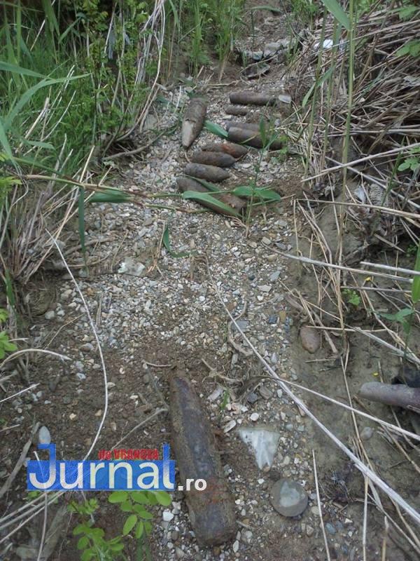 interventie pirotehnica isu2 - FOTO: 20 de proiectile descoperite la Sihlea