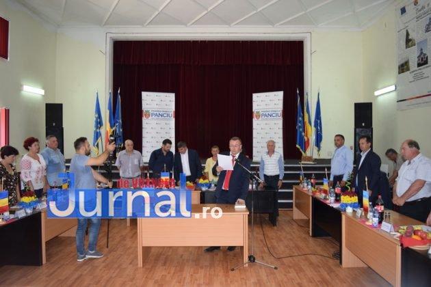 Depunere juramant 28 630x420 - GALERIE FOTO: Primarul Iulian Nica și consilierii locali din Panciu au depus jurământul