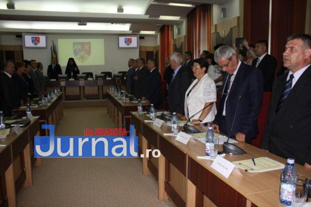 IMG 6036 630x420 - GALERIE FOTO: Marian Oprișan, președinte la al cincilea mandat. Bîrlădeanu și Ionel Cel–Mare, aleși vicepreședinți ai Consiliului Județean