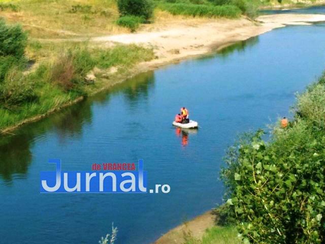 inecat vulturu 1 - UPDATE - ULTIMĂ ORĂ: Un bărbat s-a înecat în apele râului Putna
