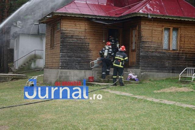 exercitiu isu tabara galaciuc3 - Amplu exercițiu al pompierilor în tabăra Gălăciuc