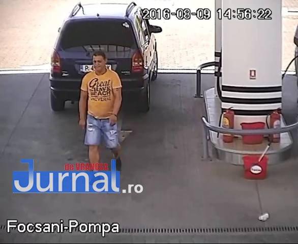 hoti benzinarie6 - Un bărbat şi o femeie, căutaţi pentru înşelăciune. Poliţiştii cer ajutorul populaţiei