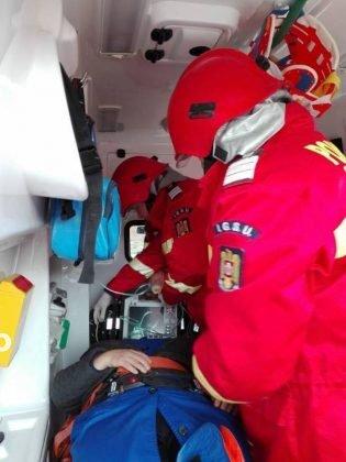 exercitiu isu vrancea5 315x420 - GALERIE FOTO: Antrenament al pompierilor la fabrica de vase emailate