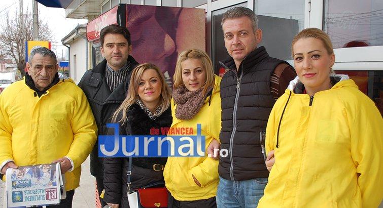 Echipa PNL23 - ELECTORAL: Candidații PNL la parlamentare Liviu Macovei și Daniel Pancu au stat de vorbă cu focșănenii