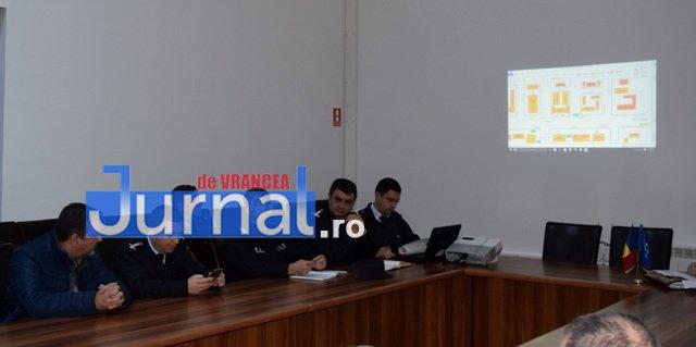 Sedinta CLSU 2 - Exercițiu de alarmare publică privind intervenția în cazul producerii unui cutremur la Panciu