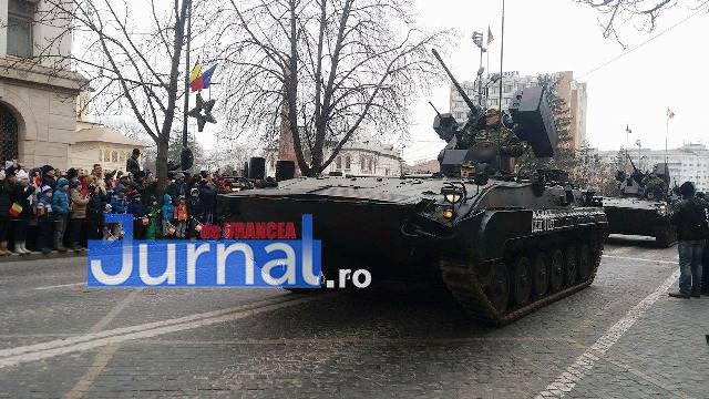 6parada 1 decembrie focsani 2016 - GALERIE FOTO: Cum s-a sărbătorit la Focșani Ziua Națională a României