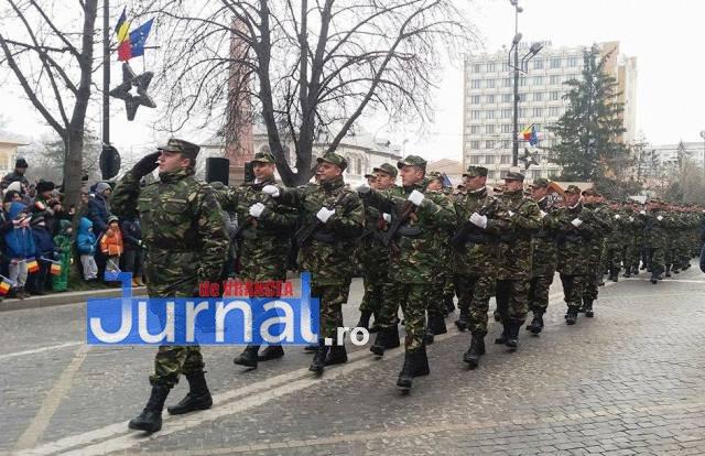 parada 1 decembrie focsani12 2016 - GALERIE FOTO: Cum s-a sărbătorit la Focșani Ziua Națională a României