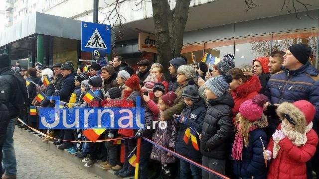 parada 1 decembrie focsani15 2016 - GALERIE FOTO: Cum s-a sărbătorit la Focșani Ziua Națională a României