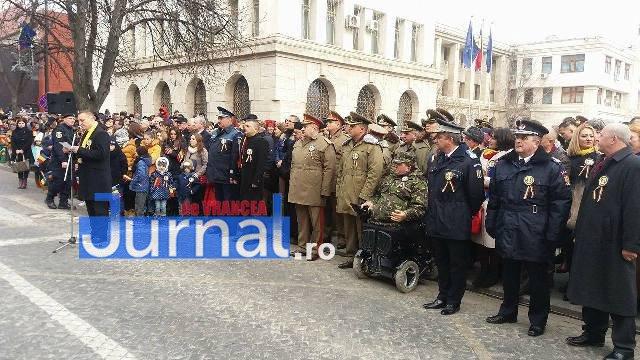parada 1 decembrie focsani16 2016 - GALERIE FOTO: Cum s-a sărbătorit la Focșani Ziua Națională a României