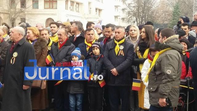 parada 1 decembrie focsani17 2016 - GALERIE FOTO: Cum s-a sărbătorit la Focșani Ziua Națională a României