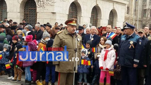 parada 1 decembrie focsani18 2016 - GALERIE FOTO: Cum s-a sărbătorit la Focșani Ziua Națională a României