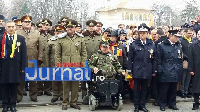 parada 1 decembrie focsani8 2016 - GALERIE FOTO: Cum s-a sărbătorit la Focșani Ziua Națională a României