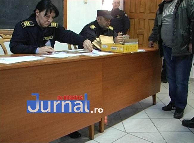 penitenciarul focsani vot1 - Cum s-a votat la Penitenciarul Focșani