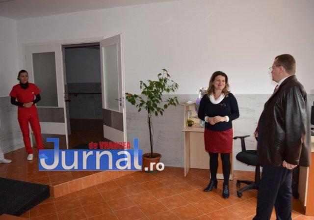 """Deschidere Centru Sf. Ioan 1 - FOTO: Centrul Rezidențial pentru Persoane Vârstnice """"Sf Ioan"""" Panciu și-a deschis porțile pentru beneficiari"""