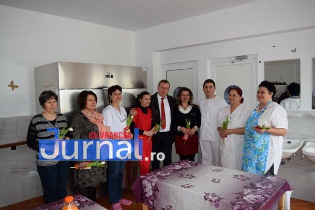 """Deschidere Centru Sf. Ioan 6 - FOTO: Centrul Rezidențial pentru Persoane Vârstnice """"Sf Ioan"""" Panciu și-a deschis porțile pentru beneficiari"""