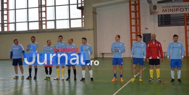 Premiere minifotbal 10 - FOTO: Jandarmeria Panciu- campioana anului 2017 la Minifotbal de Sală