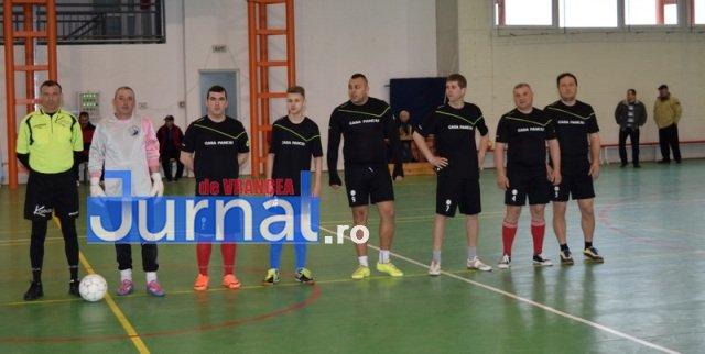Premiere minifotbal 11 - FOTO: Jandarmeria Panciu- campioana anului 2017 la Minifotbal de Sală