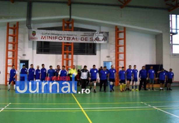 Premiere minifotbal 18 614x420 - FOTO: Jandarmeria Panciu- campioana anului 2017 la Minifotbal de Sală