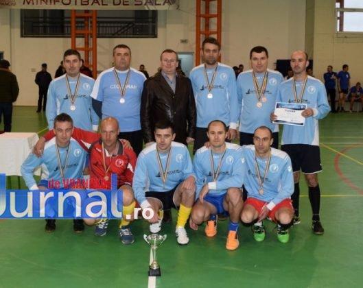 Premiere minifotbal 43 529x420 - FOTO: Jandarmeria Panciu- campioana anului 2017 la Minifotbal de Sală