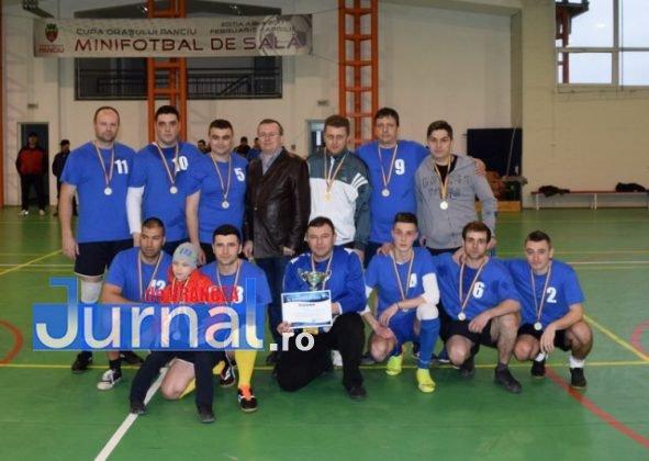 Premiere minifotbal 46 591x420 - FOTO: Jandarmeria Panciu- campioana anului 2017 la Minifotbal de Sală