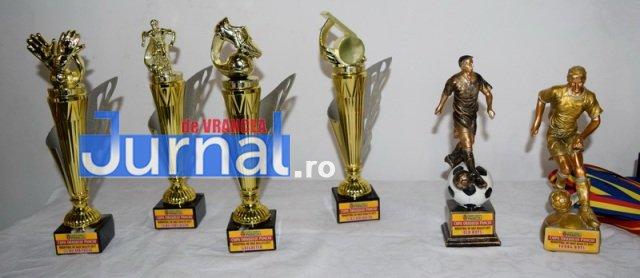 Premiere minifotbal 5 - FOTO: Jandarmeria Panciu- campioana anului 2017 la Minifotbal de Sală