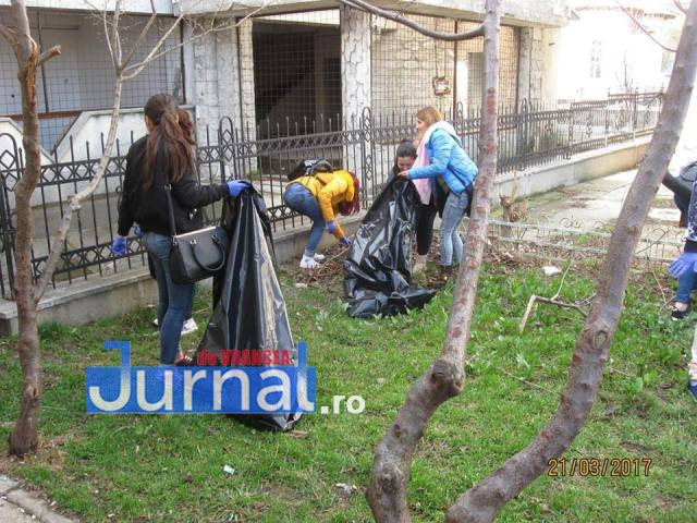 curatenia de peste - La Focșani e MOBILIZARE GENERALĂ pentru curățenia de Paști