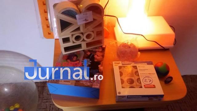 club rotary elena doamna camera copii1 - GALERIE FOTO: Investiție a Clubului Rotary în educație: cameră senzorială pentru copiii cu probleme speciale, la CȘEI Elena Doamna