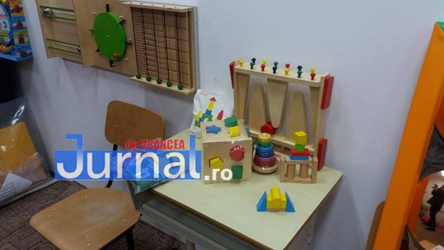 club rotary elena doamna camera copii10 - GALERIE FOTO: Investiție a Clubului Rotary în educație: cameră senzorială pentru copiii cu probleme speciale, la CȘEI Elena Doamna