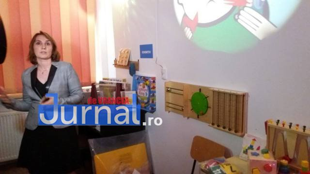 club rotary elena doamna camera copii4 - GALERIE FOTO: Investiție a Clubului Rotary în educație: cameră senzorială pentru copiii cu probleme speciale, la CȘEI Elena Doamna