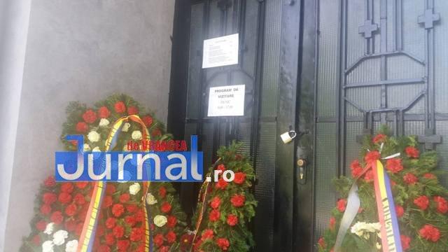 ziua eroilor3 - FOTO: Eroii Neamului, comemorați la Mausoleul Focșani și la celelalte mausolee din județ