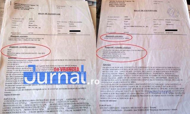 """ana bilet de externare - Investigație marca """"TOLO"""": chinul unei vrâncence din cauza unui sistem sanitar defect"""