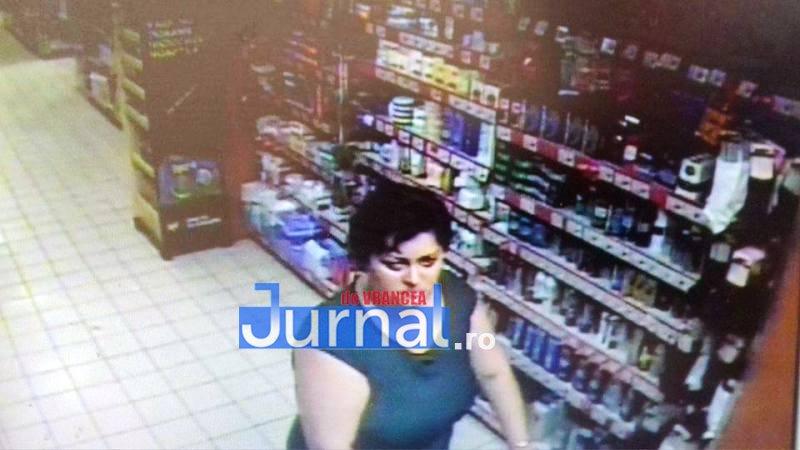 hoata profi 1 - VIDEO: O femeie, suprinsă în imagini în timp ce fură din supermarketul Profi!