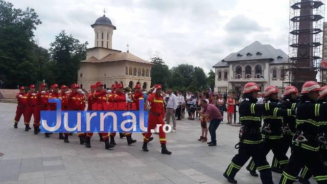 isu1 - FOTO: Schimbare de comandă la ISU Vrancea. Cine este noul comandant