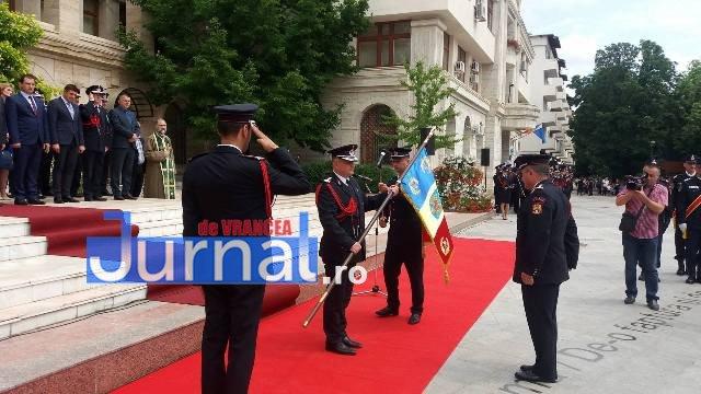 isu11 - FOTO: Schimbare de comandă la ISU Vrancea. Cine este noul comandant