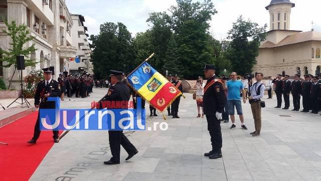 isu12 - FOTO: Schimbare de comandă la ISU Vrancea. Cine este noul comandant