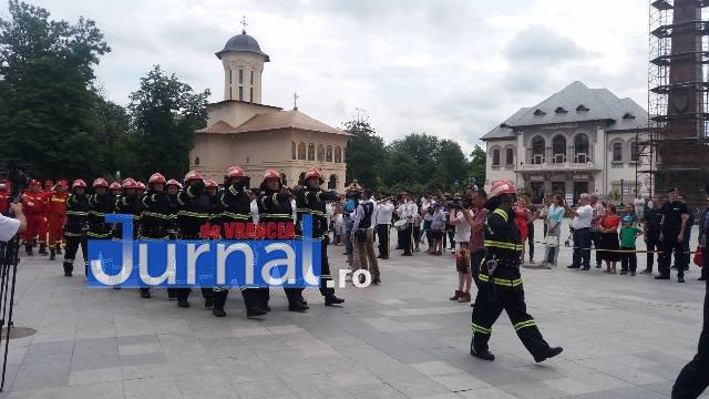 isu2 - FOTO: Schimbare de comandă la ISU Vrancea. Cine este noul comandant