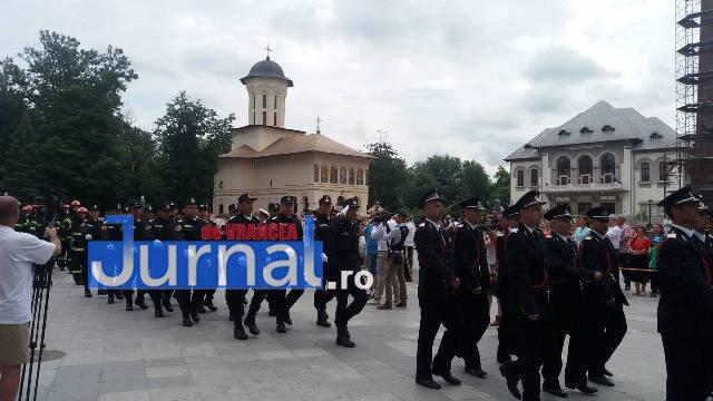 isu3 - FOTO: Schimbare de comandă la ISU Vrancea. Cine este noul comandant