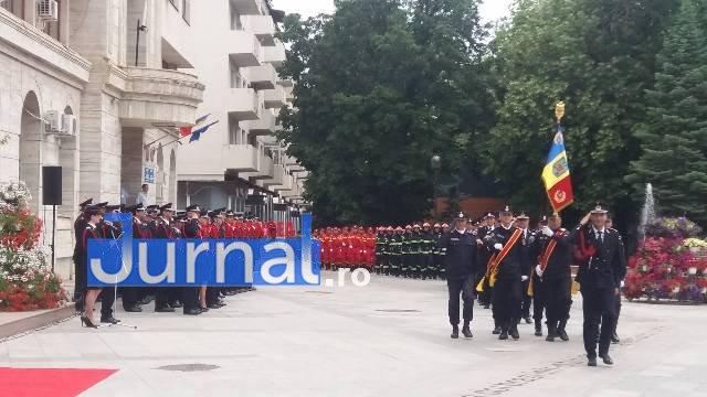 isu6 - FOTO: Schimbare de comandă la ISU Vrancea. Cine este noul comandant
