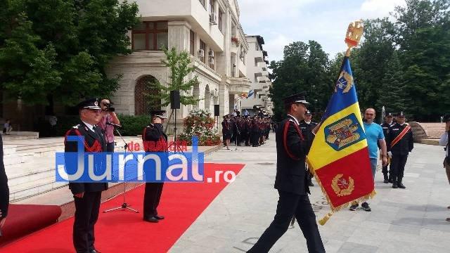 isu8 - FOTO: Schimbare de comandă la ISU Vrancea. Cine este noul comandant