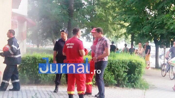 explozie mr.gh pastia focsani - FOTO-ULTIMĂ ORĂ: Explozie într-un bloc din Focșani (UPDATE VIDEO)