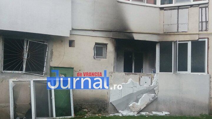 explozie mr.gh pastia focsani7 - FOTO-ULTIMĂ ORĂ: Explozie într-un bloc din Focșani (UPDATE VIDEO)