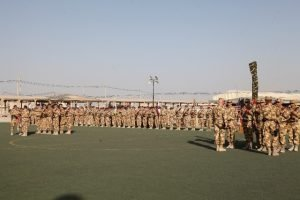 """IMG 0356 300x200 - FOTO:  """"Brave Hearts"""" din Focșani se ocupă de securitatea Bazei Militare Aeriene din Kandahar"""