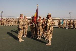 """IMG 0397 300x200 - FOTO:  """"Brave Hearts"""" din Focșani se ocupă de securitatea Bazei Militare Aeriene din Kandahar"""