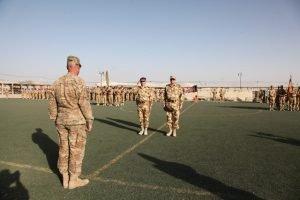 """IMG 0428 300x200 - FOTO:  """"Brave Hearts"""" din Focșani se ocupă de securitatea Bazei Militare Aeriene din Kandahar"""