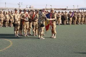 """IMG 4804 300x200 - FOTO:  """"Brave Hearts"""" din Focșani se ocupă de securitatea Bazei Militare Aeriene din Kandahar"""