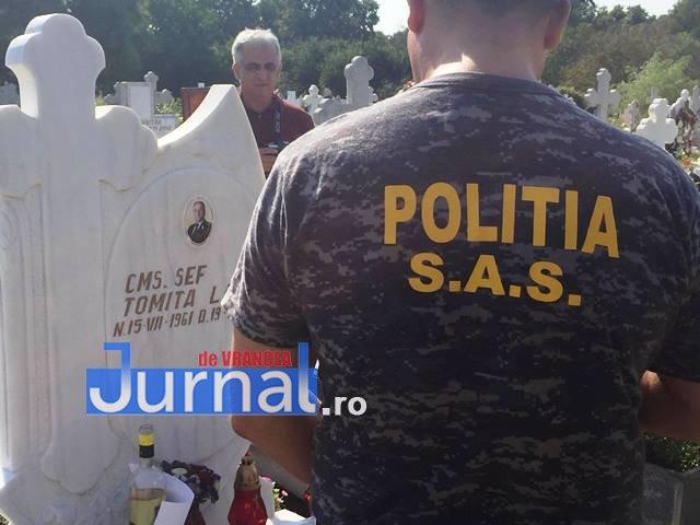 comemorare tomita lazar cimitirul nordic - VIDEO: Tomiță Lazăr comemorat de colegi și familie la Cimitirul Nordic