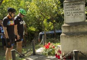 jerba teodoroiu 1 300x209 - GALERIE FOTO: Eroina Ecaterina Teodoroiu, comemorată prin pedalat