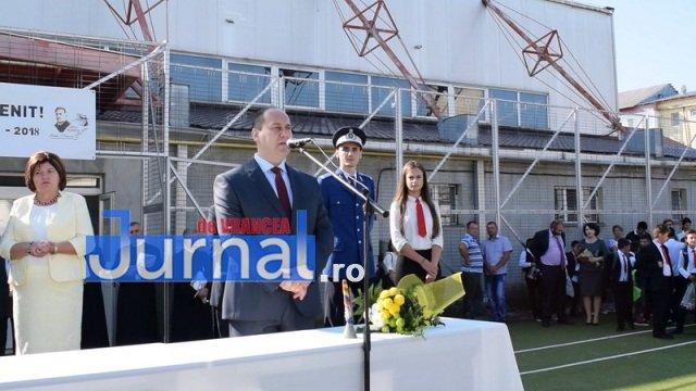 Andrei Manovici Director LIS 1 - FOTO: Începând cu anul școlar 2017-2018, toți elevii din Orașul Panciu vor învăța într-un singur schimb