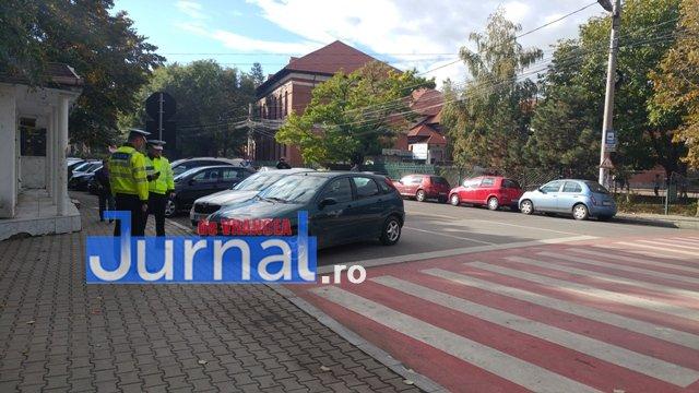actiune ipj vrancea1 1 - GALERIE FOTO: Zeci de sancţiuni împărţite de poliţişti pentru opriri şi staţionări neregulamentare