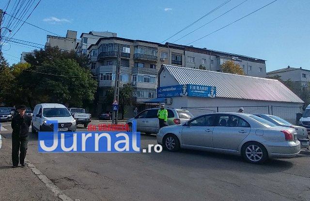 actiune ipj vrancea10 - GALERIE FOTO: Zeci de sancţiuni împărţite de poliţişti pentru opriri şi staţionări neregulamentare